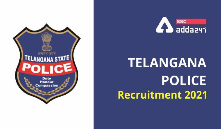 Telangana Police Recruitment : Telangana State Level Police Recruitment Board_40.1