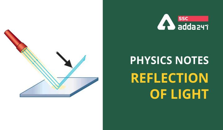 Physics notes | REFLECTION OF LIGHT_40.1