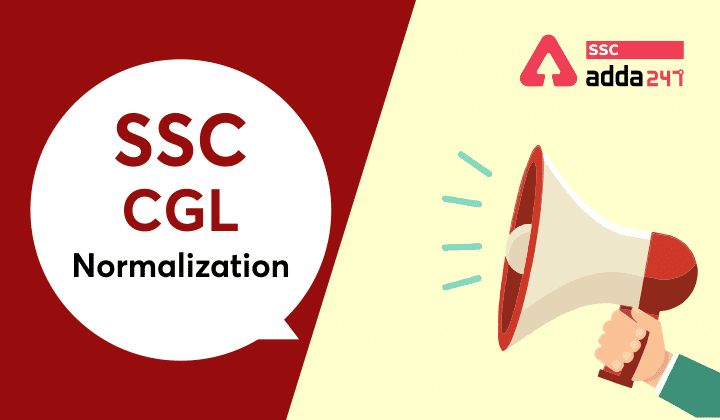 Disturbing Scores of SSC CGL after Normalization_40.1