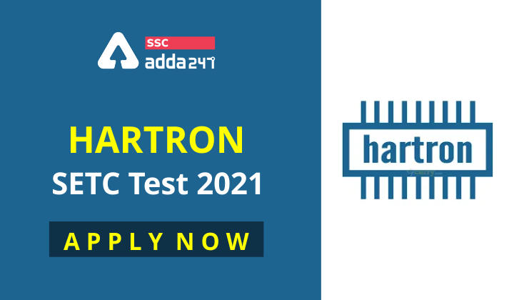 Hartron SETC Test 2021: State Eligibility Test in Computer Apply Now_40.1