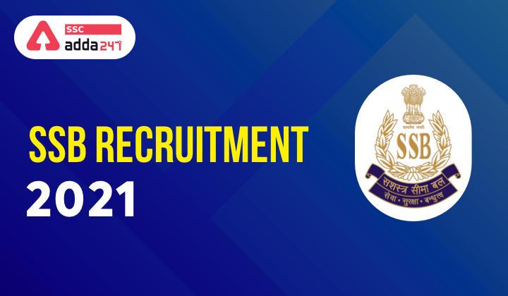 SSB Head Constable Recruitment 2021 : Apply Online for 115 Vacancies_40.1
