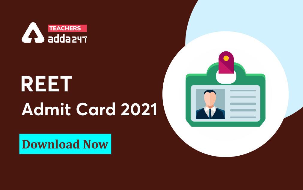 REET-Admit-Card