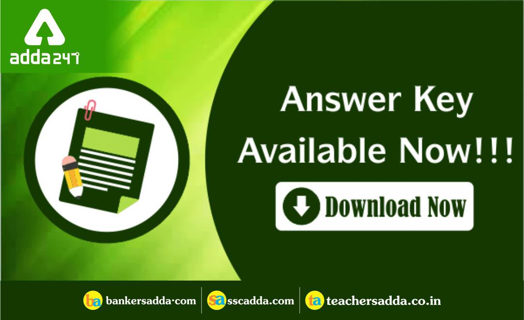 DSSSB DASS Grade II Tier 2 Answer KeyOut | Check Here_40.1
