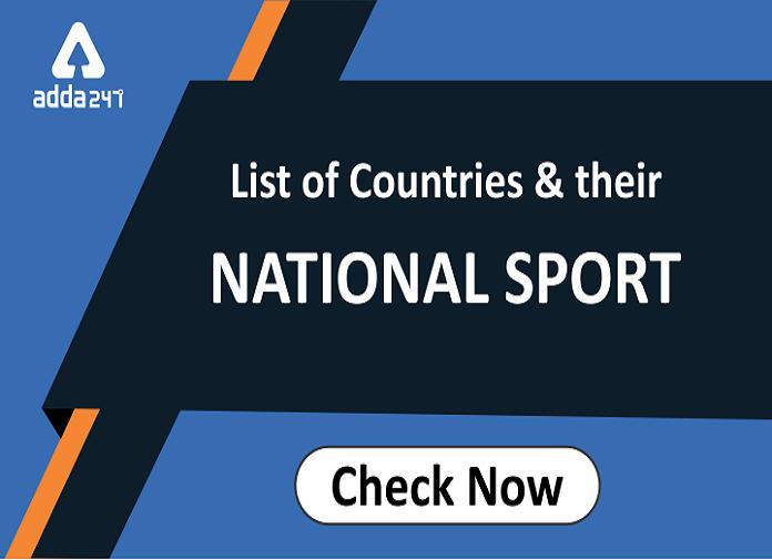 देश और उसके राष्ट्रीय खेल : जानिए कौन सा खेल हैं किस देश का राष्ट्रीय खेल_40.1