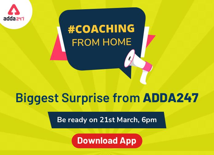 The Biggest Ever Surprise by ADDA247   APP अभी डाउनलोड करें   21 मार्च शाम 6 बजे_40.1