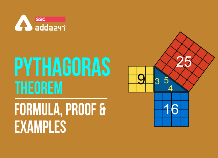 पाइथागोरस प्रमेय: सूत्र, सत्यापन, उदाहरण और अनुप्रयोग_40.1