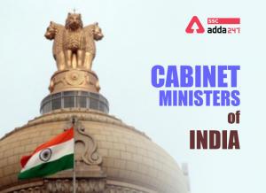 भारत के कैबिनेट मंत्रियों की सूची_40.1