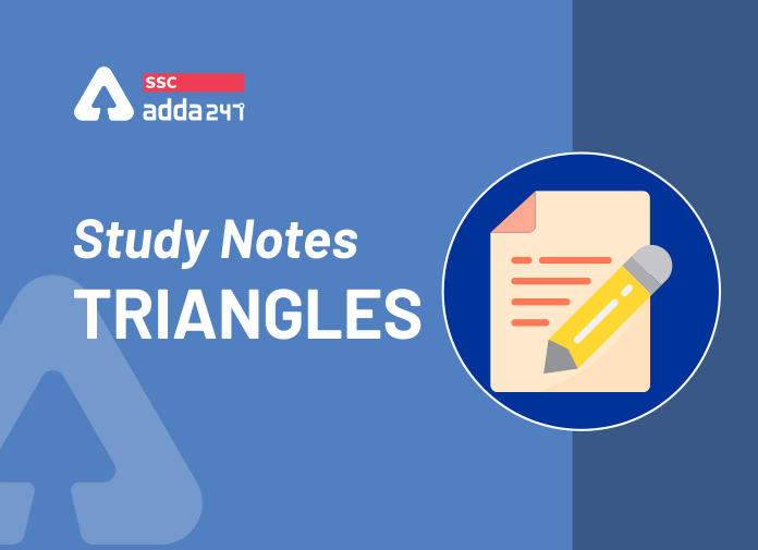 त्रिभुज नोट्स (Triangles: Notes and Questions)_40.1