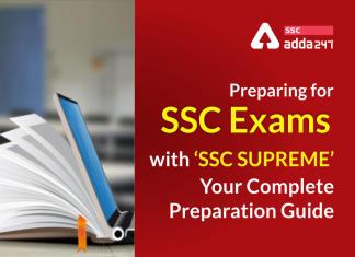 SSC Exams 2020 की तैयारी करें 'SSC सुप्रीम' के साथ: पायें 60% ऑफ, Code: MAY60 प्रयोग करें_40.1