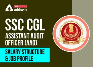 SSC CGL असिस्टेंट ऑडिट ऑफिसर(AAO) सैलरी : जानिए कितनी होती है AAO की सैलरी और कैसा होता है इनका जॉब प्रोफाइल_40.1