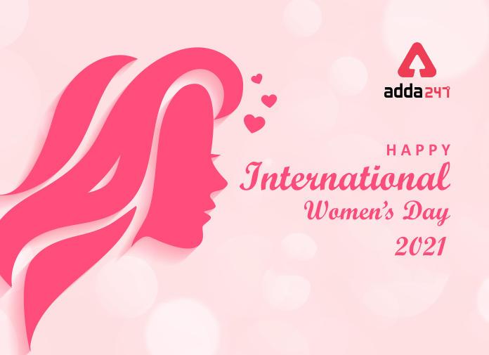 अंतरराष्ट्रीय महिला दिवस 2021 की आप सभी को शुभकामनाएँ : जानिए क्या हैं इसका थीम, इतिहास और महत्व_40.1