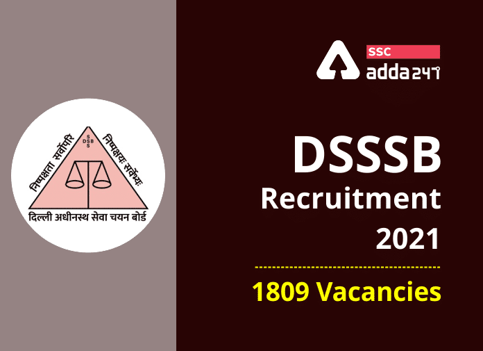 DSSSB Recruitment 2020 Out: Apply Online for 256 Vacancies_40.1