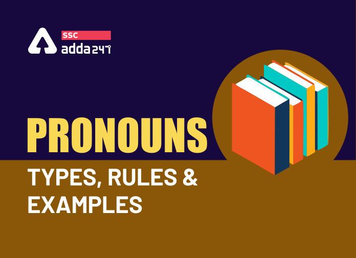 Pronouns का नोट्स : जानिए कितने प्रकार का होता हैं Pronoun और कौन कौन हैं इसके Rules_40.1