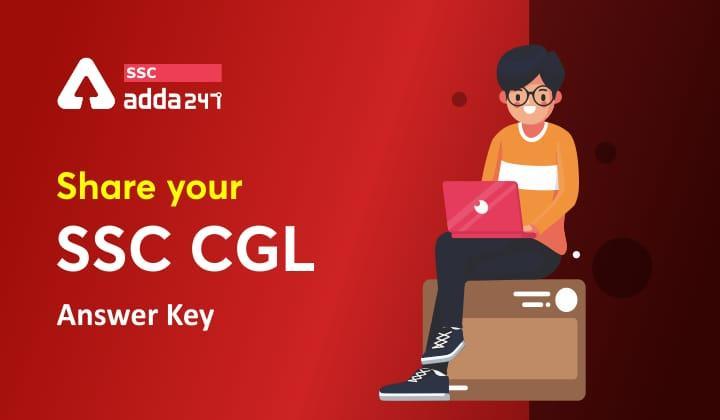 SSC CGL Answer Key हमारे साथ करें शेयर_40.1