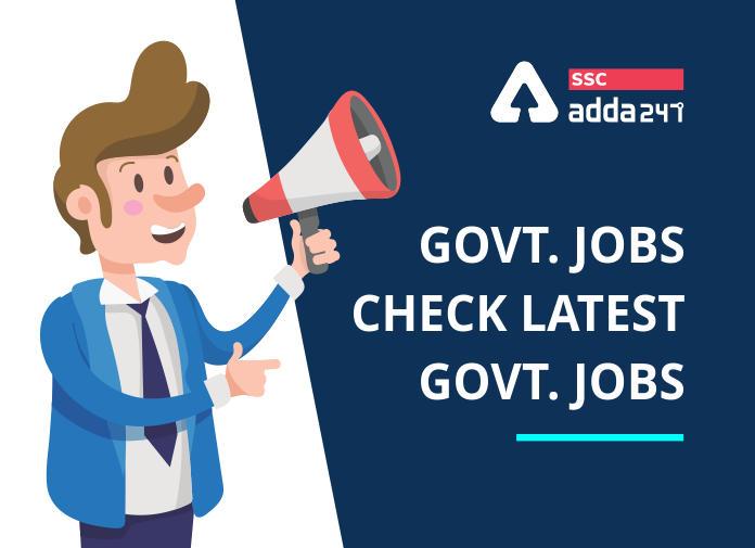 आगामी सरकारी नौकरियाँ 2021 : 30,000+ वैकेंसी के लिए हैं अप्लाई का मौका; जानिए किस-किस पद के लिए कर सकते हैं अप्लाई_40.1