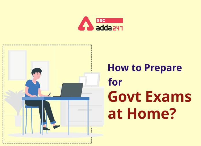 जानिए घर पर सरकारी परीक्षा की तैयारी कैसे करें?(How to Prepare for Government Exams at Home?)_40.1
