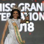Clara Sosa Won Miss Grand International 2018 in Myanmar