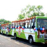 Odisha Government Launched 'Mo Bus' Services