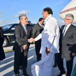 Vice President Inaugurates Indian War Memorial in France