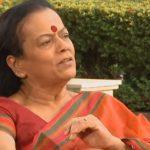Veteran Marathi Actress Lalan Sarang Passes Away