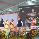 PM Modi Inaugurates Projects Worth Over Rs 2,400 crore in Varanasi