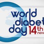 World Diabetes Day: 14 November