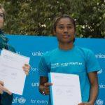 UNICEF Appoints Athlete Hima Das As India's 1st Ever Youth Ambassador