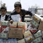 Saudi, UAE Announce USD 500 million in Aid to Yemen