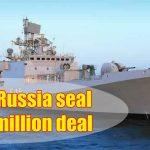 India, Russia Finalize USD 500 million Deal for Construction of 2 Warships
