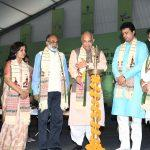 7th International Tourism Mart Inaugurated in Agartala