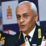 Admiral Sunil Lanba On A Visit To Russia
