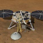 NASA InSight Lands On Mars 7 Months After Launch