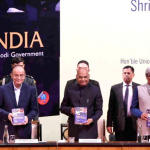"FM Arun Jaitley Released the book ""Making of New India"""