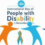 International Day of Persons with Disabilities: 3 December