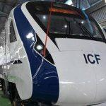 India's 1st Engine-Less 'Train 18' Breaches 180 kmph Speed Limit