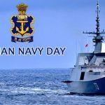 Indian Navy Day: 4 December