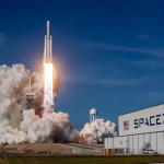 SpaceX Launches 64 Satellites Aboard Reusable Rocket
