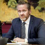 Denmark's Foreign Affairs Minister Anders Samuelsen Visits India