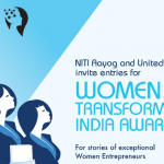 NITI Aayog Organises 3rd Edition of Women Transforming India Awards