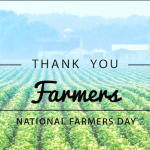 National Farmers' Day: 23rd December
