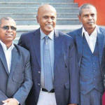 BVP Rao Elected Archery Association of India President