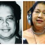 Rafi Award Conferred To Laxmikant And Usha Timothy