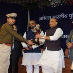 HM Rajnath Singh Releases The List Of Best Performing Police Stations