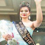 Madhya Pradesh's Divya Patidar Joshi Crowned Mrs. India 2018 Title