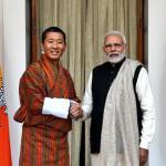 India Announces INR 4,500 Crore Assistance To Bhutan