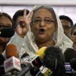Sheikh Hasina Wins 3rd Consecutive Term As PM of Bangladesh