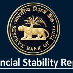 RBI Releases The Financial Stability Report