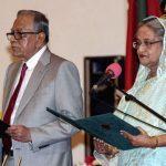 Sheikh Hasina Sworn-In As Bangladesh PM For 4th Term