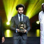 Mohamed Salah Named African Footballer Of The Year