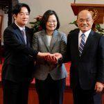 Su Tseng-chang Appointed PM of Taiwan